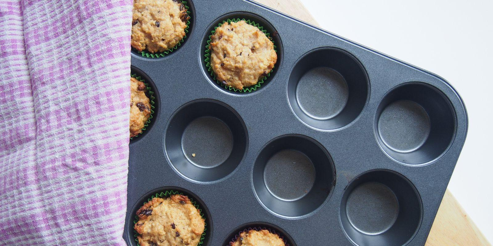 Pečeme z kakaového másla: muffiny