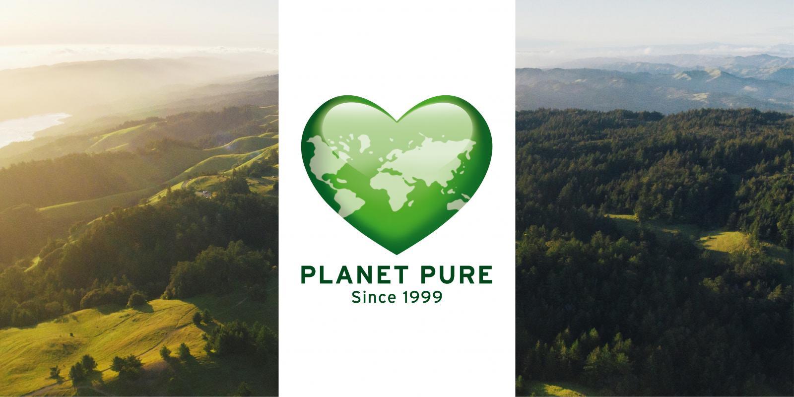 Planet Pure: Spojení s hlubinami přírody