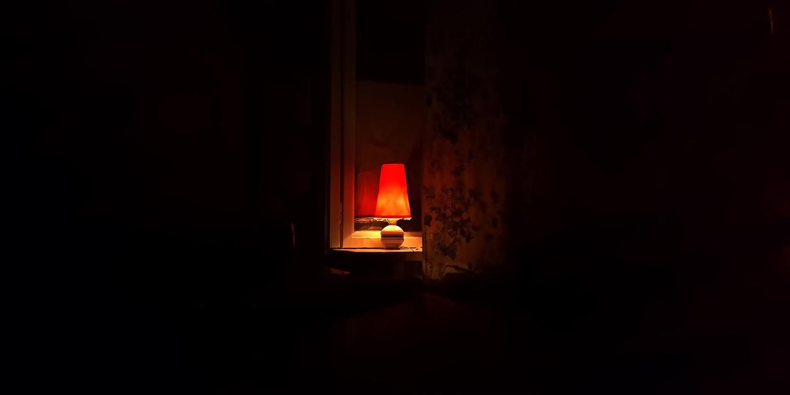 Pobyt ve tmě