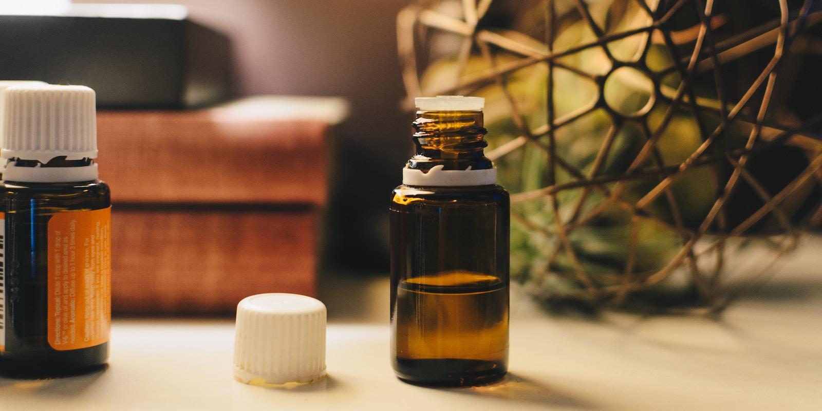 Pozor na vnitřní užívání éterických olejů!