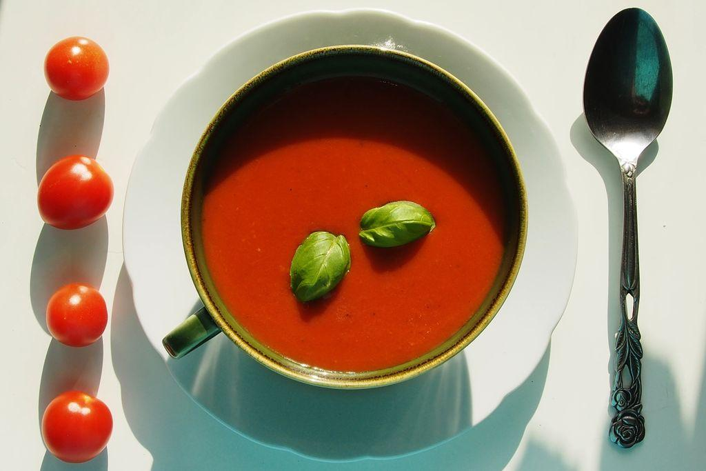 Rajská polévka pro dobrou náladu