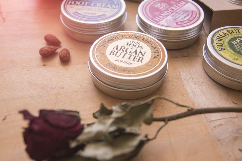 Recenze: Arganové máslo a arganový roll-on od Sportique