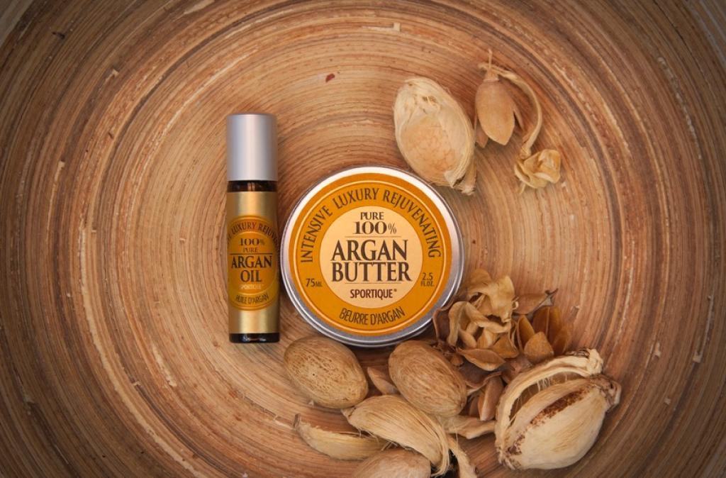 Recenze: Arganový olej a máslo Sportique