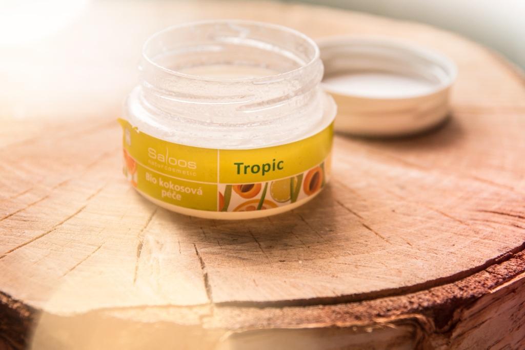 Recenze: Bio kokosová péče Tropic Saloos