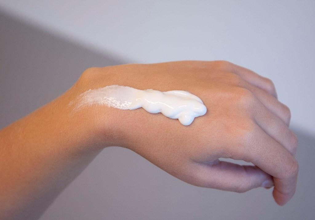 Recenze: Chladivý masážní krém Cooling Cream Sportique