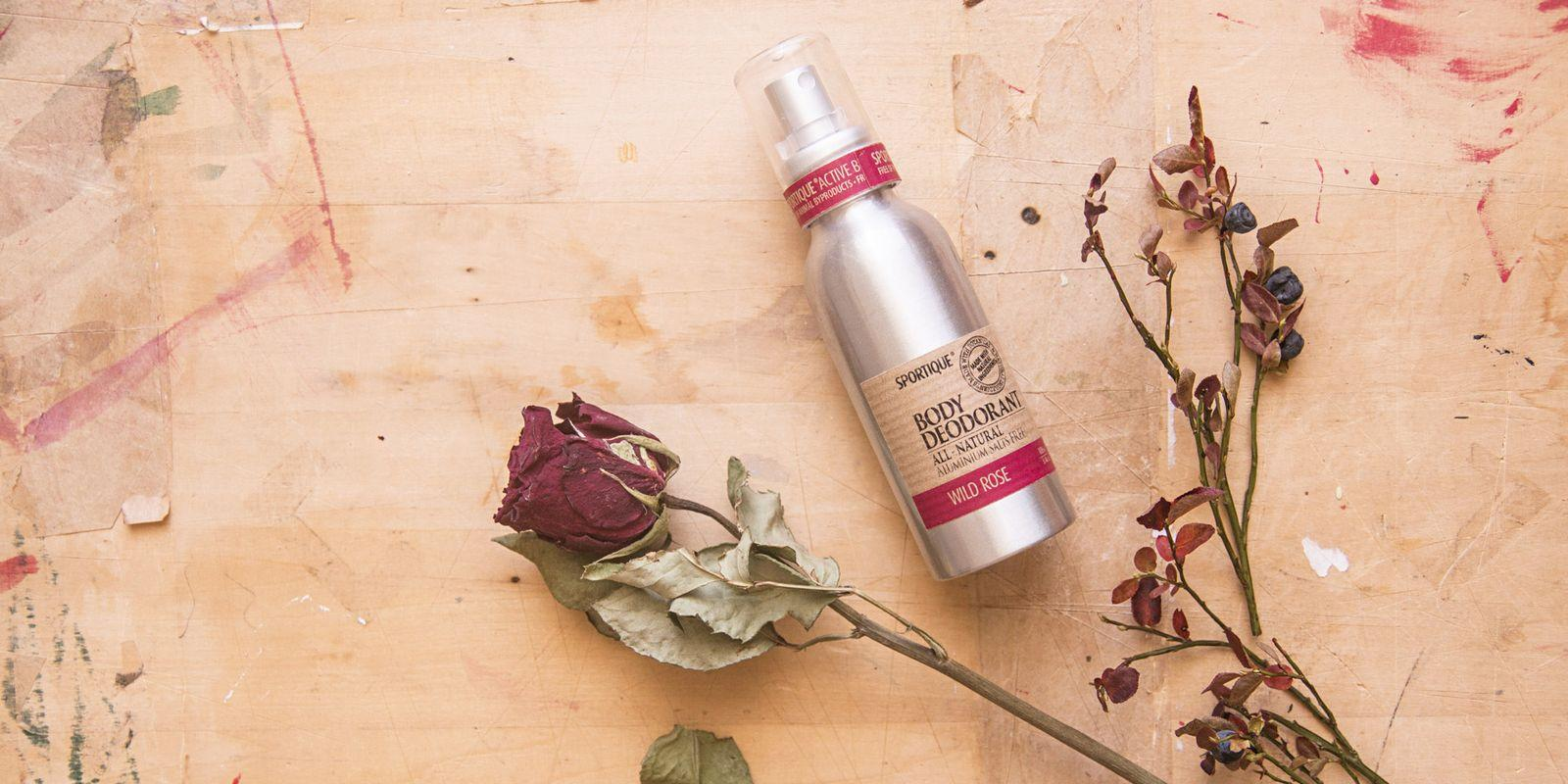 Recenze: Deodorant Sportique s vůní růže