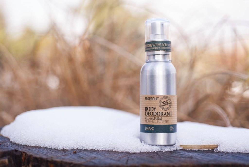 Recenze: Deodorant Sportique (Unisex)