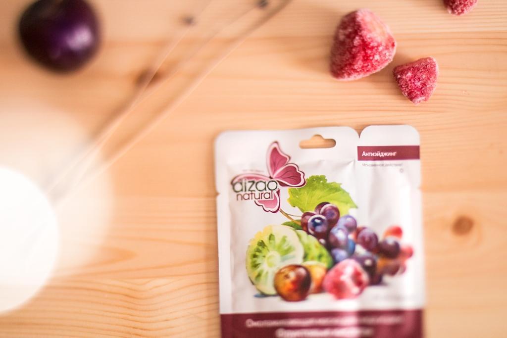 Recenze: Dizao Omlazující peelingová maska s ovocnými kyselinami