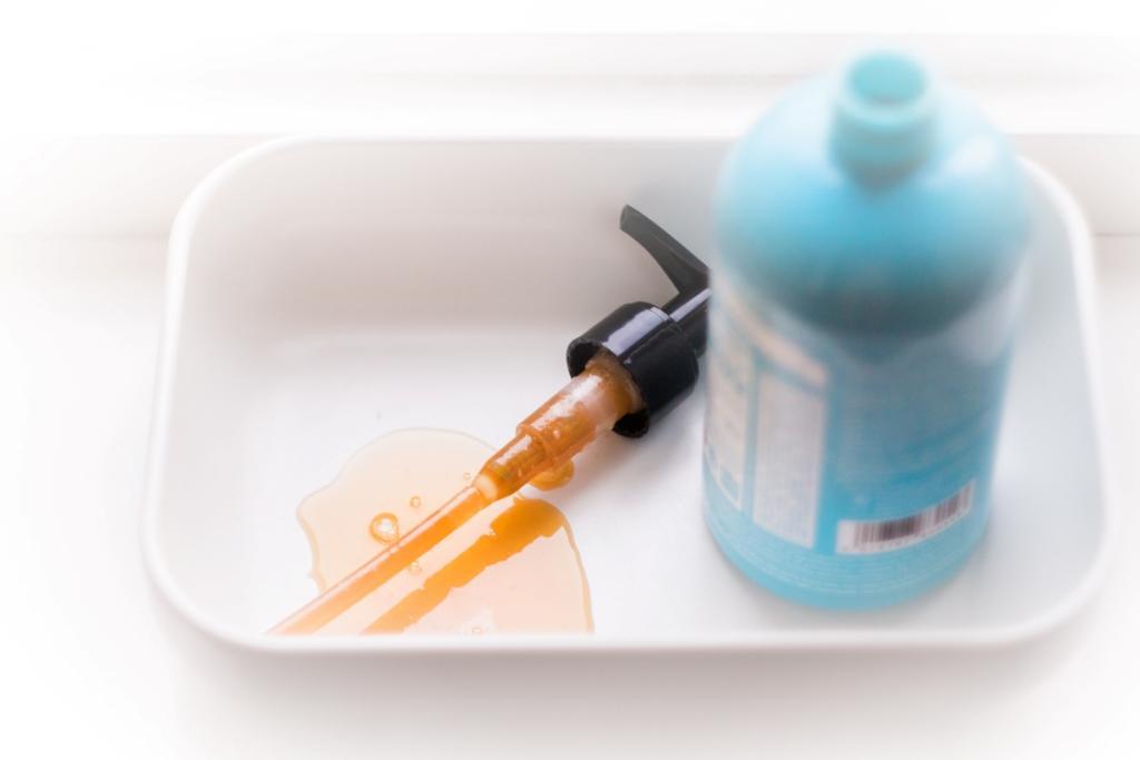 Recenze: Dr. Bronner's Tekuté mýdlo na tělo i vlasy Shikakai (Neutral-Mild)