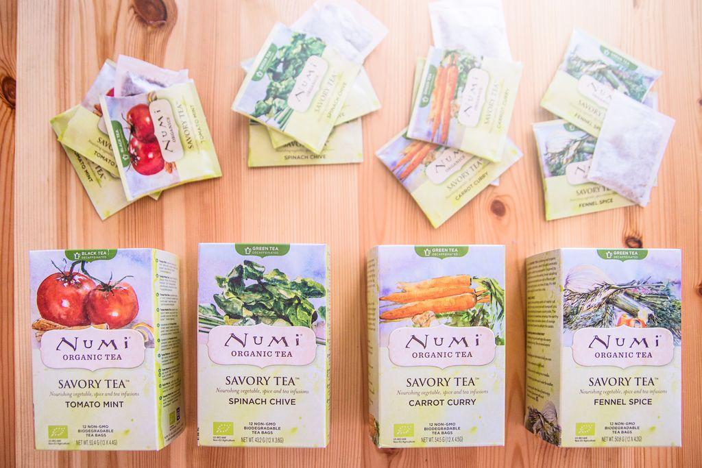Recenze: Jak na zeleninové čaje