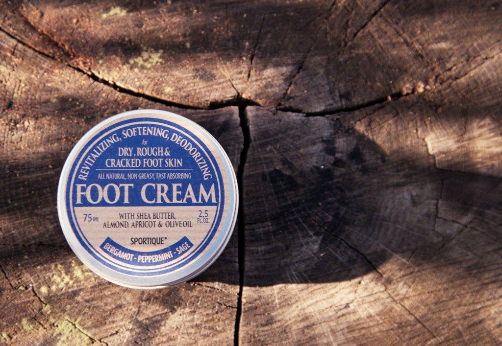Recenze: Krém na nohy Foot Cream Sportique