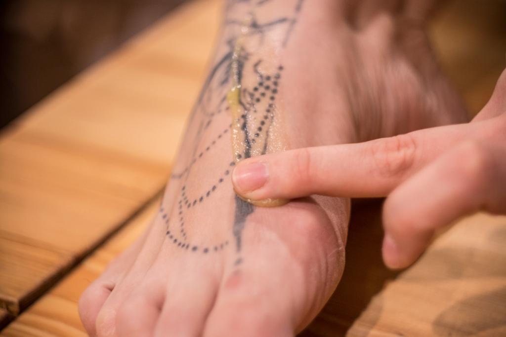 Recenze: Martina Gebhardt balzám na nohy Baobab