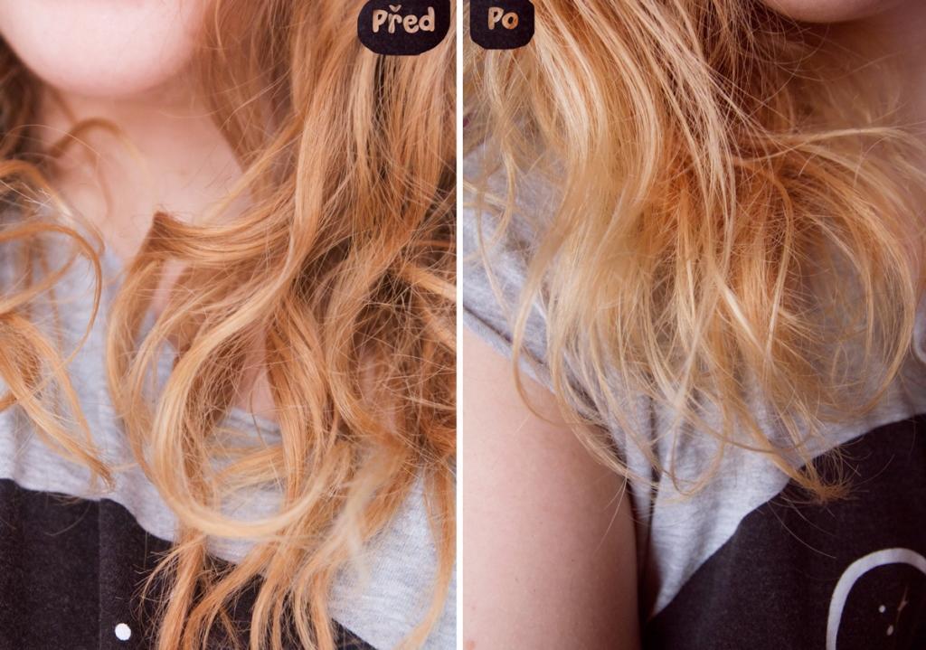 Recenze: Maska pro slabé a nepoddajné vlasy keratin (Coslys)