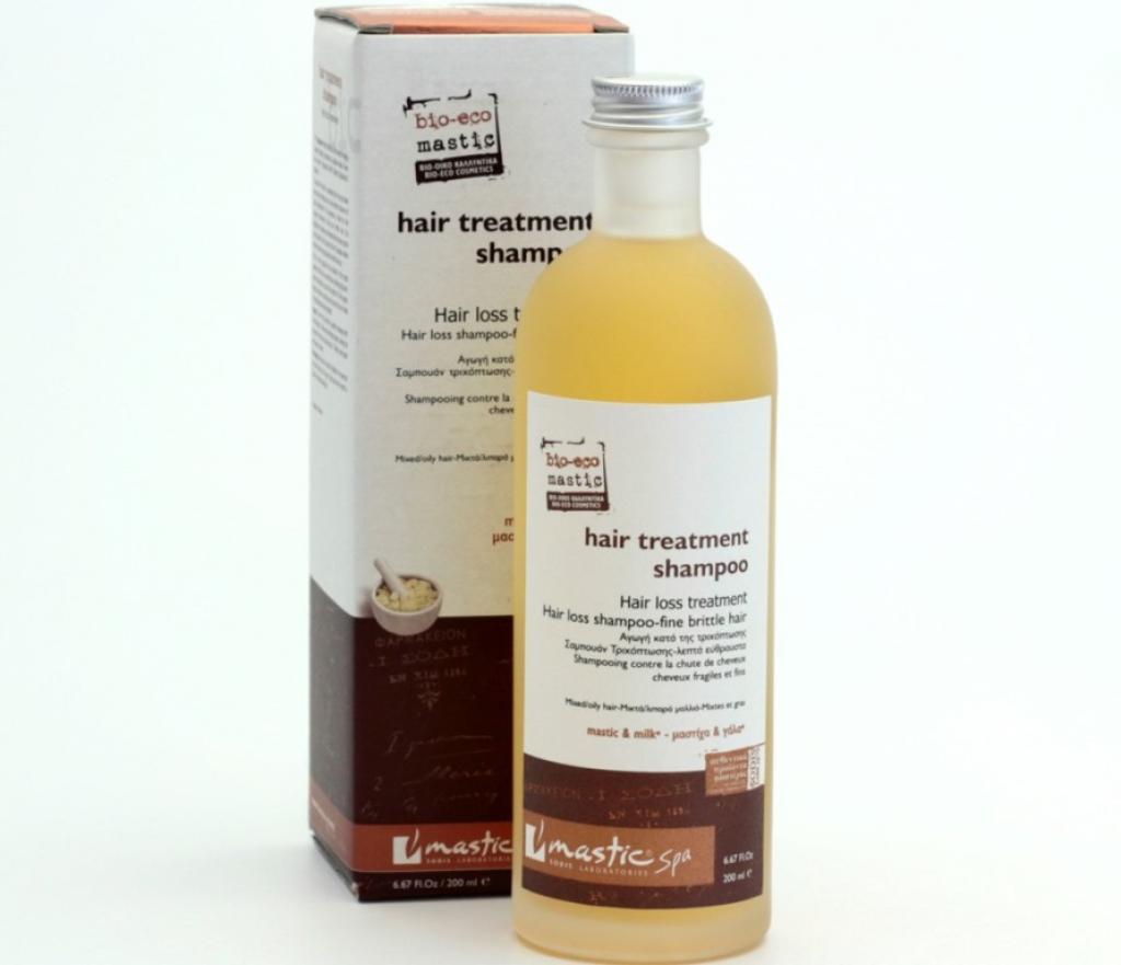 Recenze: Mastic Spa šampon proti padání vlasů