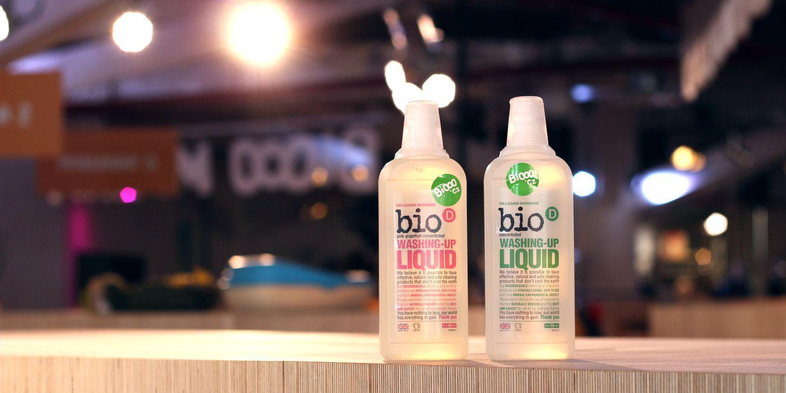Recenze: Mycí přípravek na nádobí od Bio-D