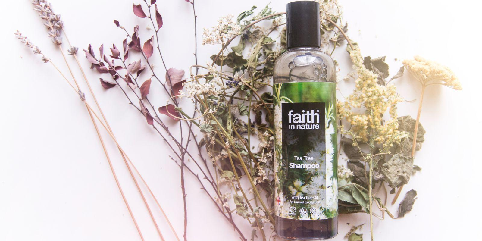 Recenze: Šampon Tea Tree od Faith in Nature