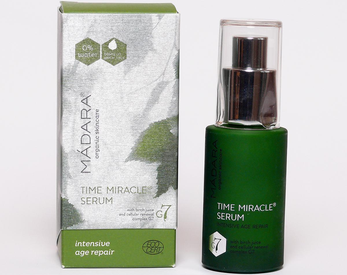 Recenze: Sérum Mádara Time Miracle