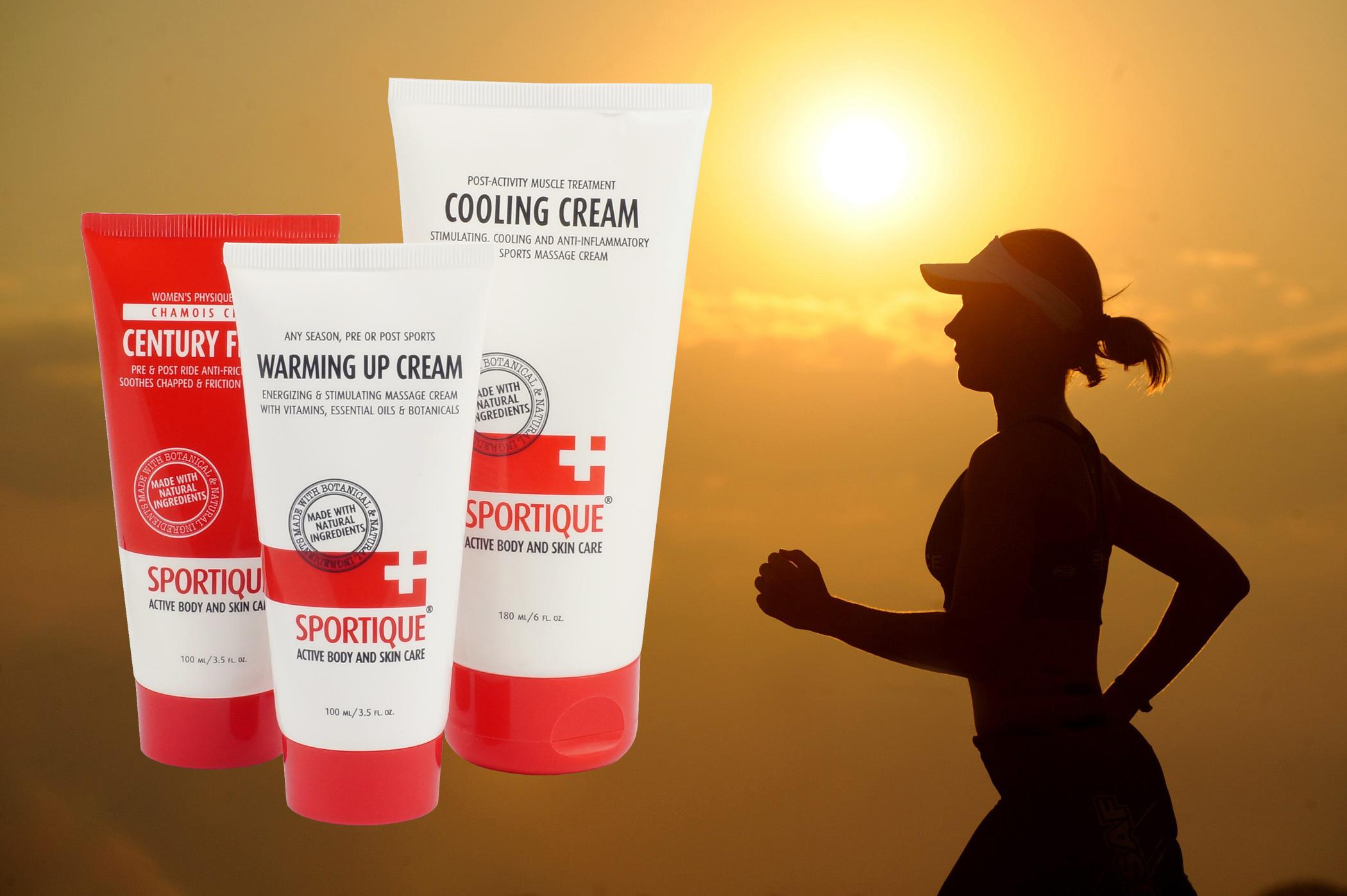 Recenze: Sportique Cooling Cream