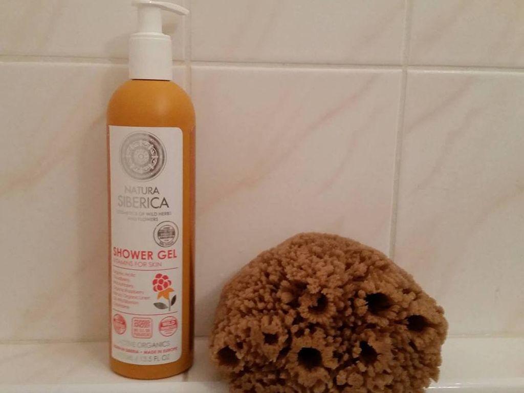 Recenze: Sprchový gel Vitamíny pro pleť Natura Siberica