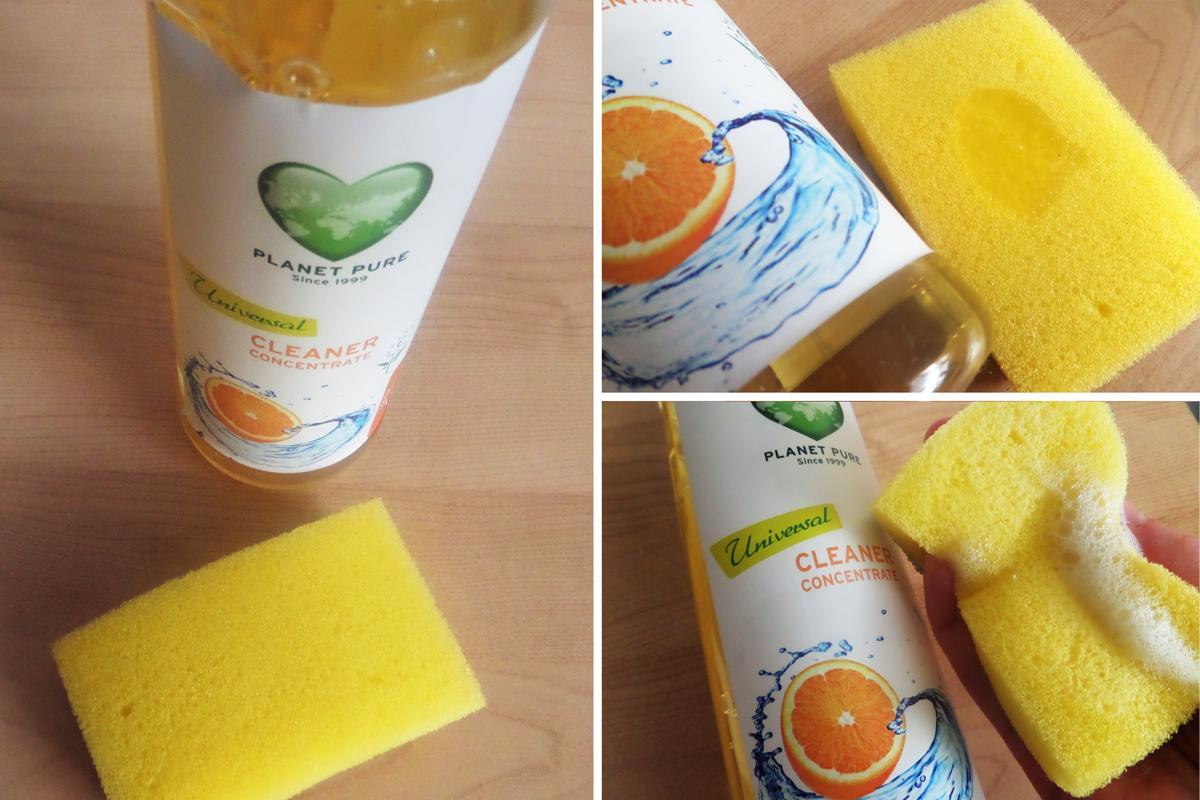 Recenze: Univerzální pomerančový čistič Planet Pure