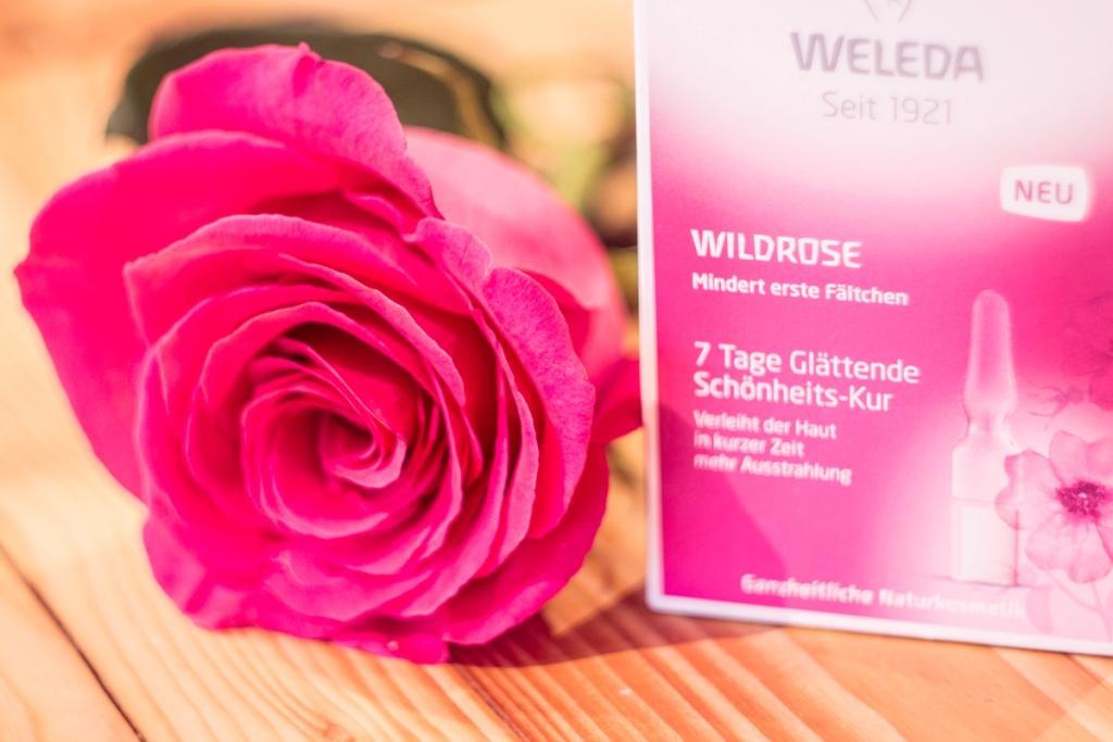 Recenze: Weleda 7denní vyhlazující kúra s růžovým olejem