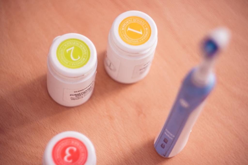 Recenze: Zubní prášky