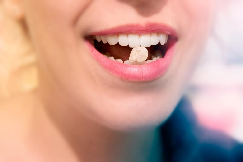 Recenze: Žvýkat s mastichou
