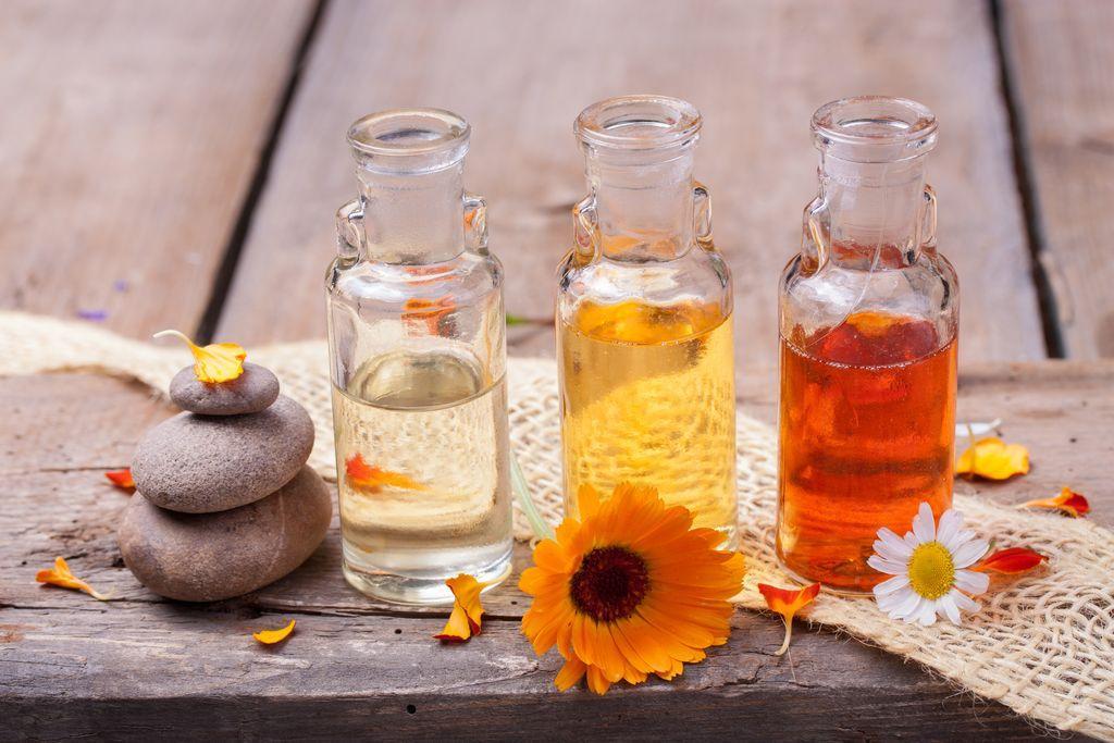 Rostlinné oleje na opalování