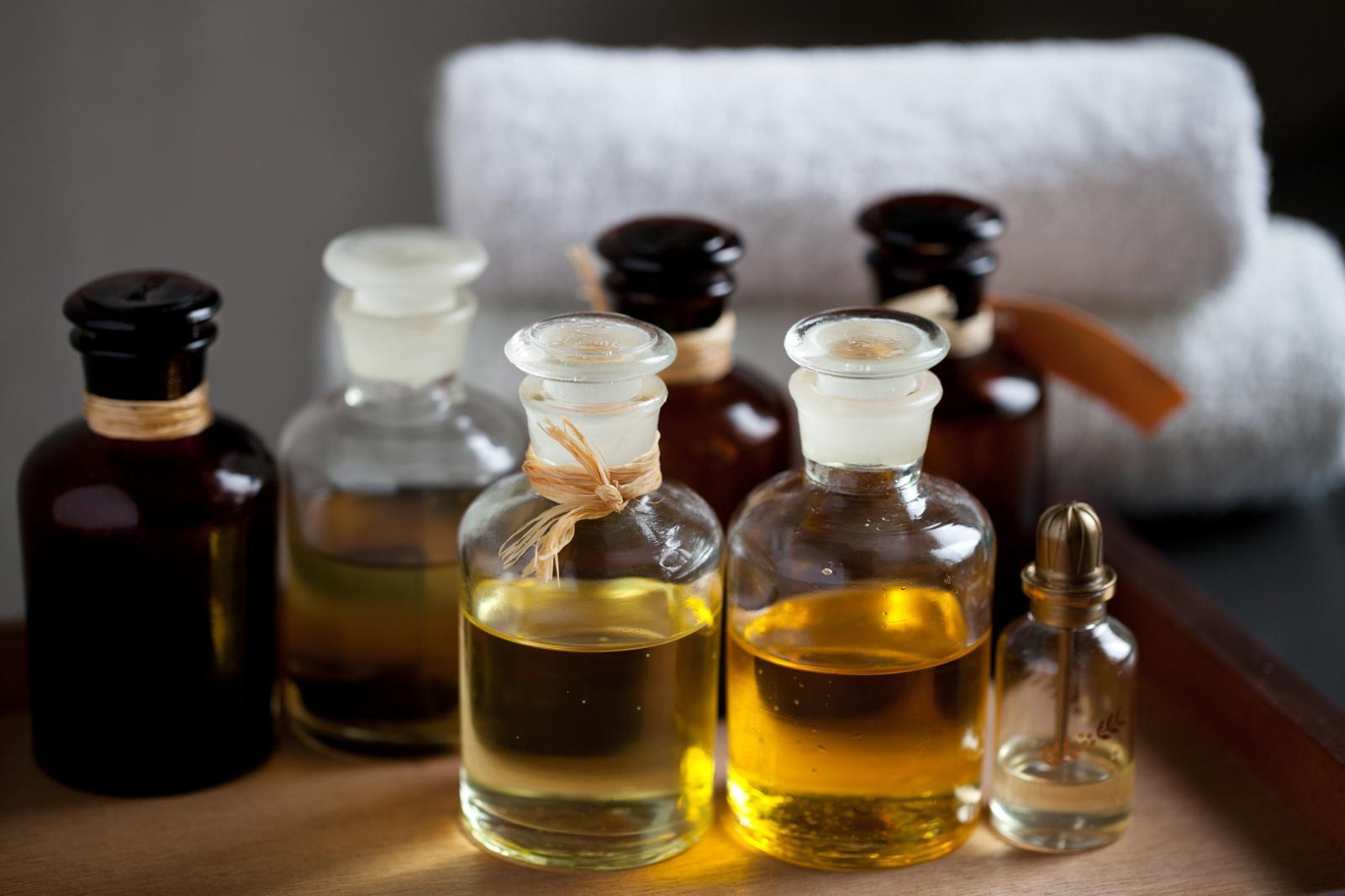 Rostlinné složky v kosmetice