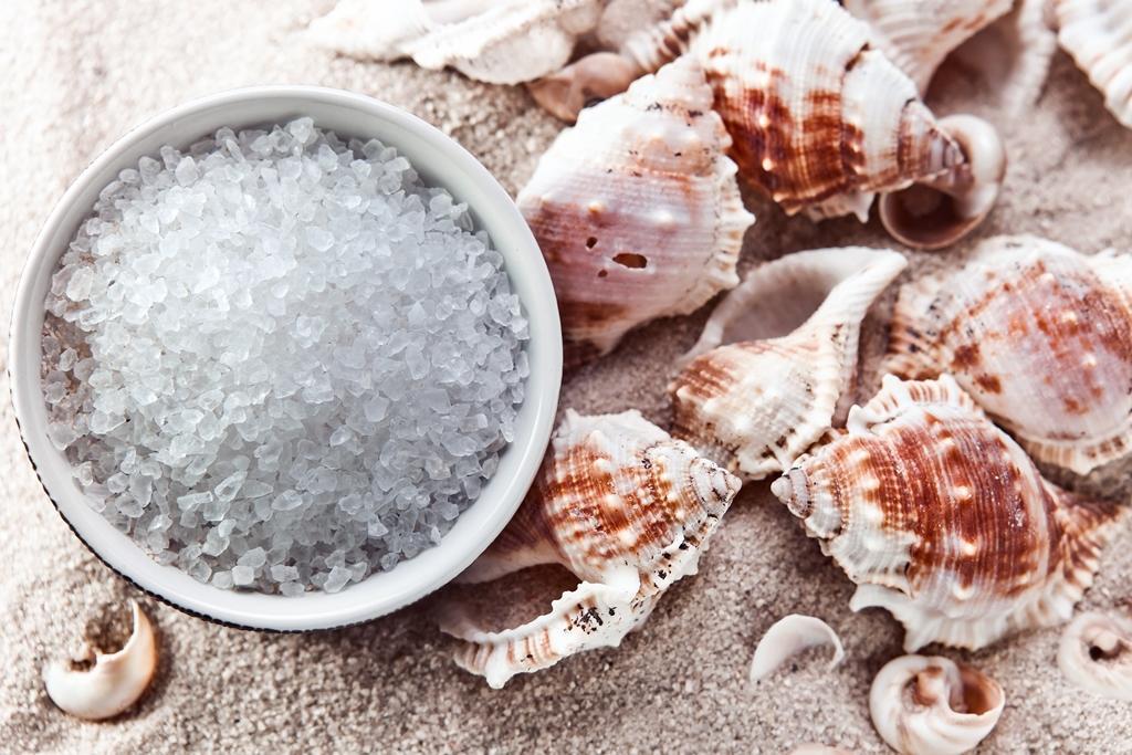Lupénka a sůl z Mrtvého moře