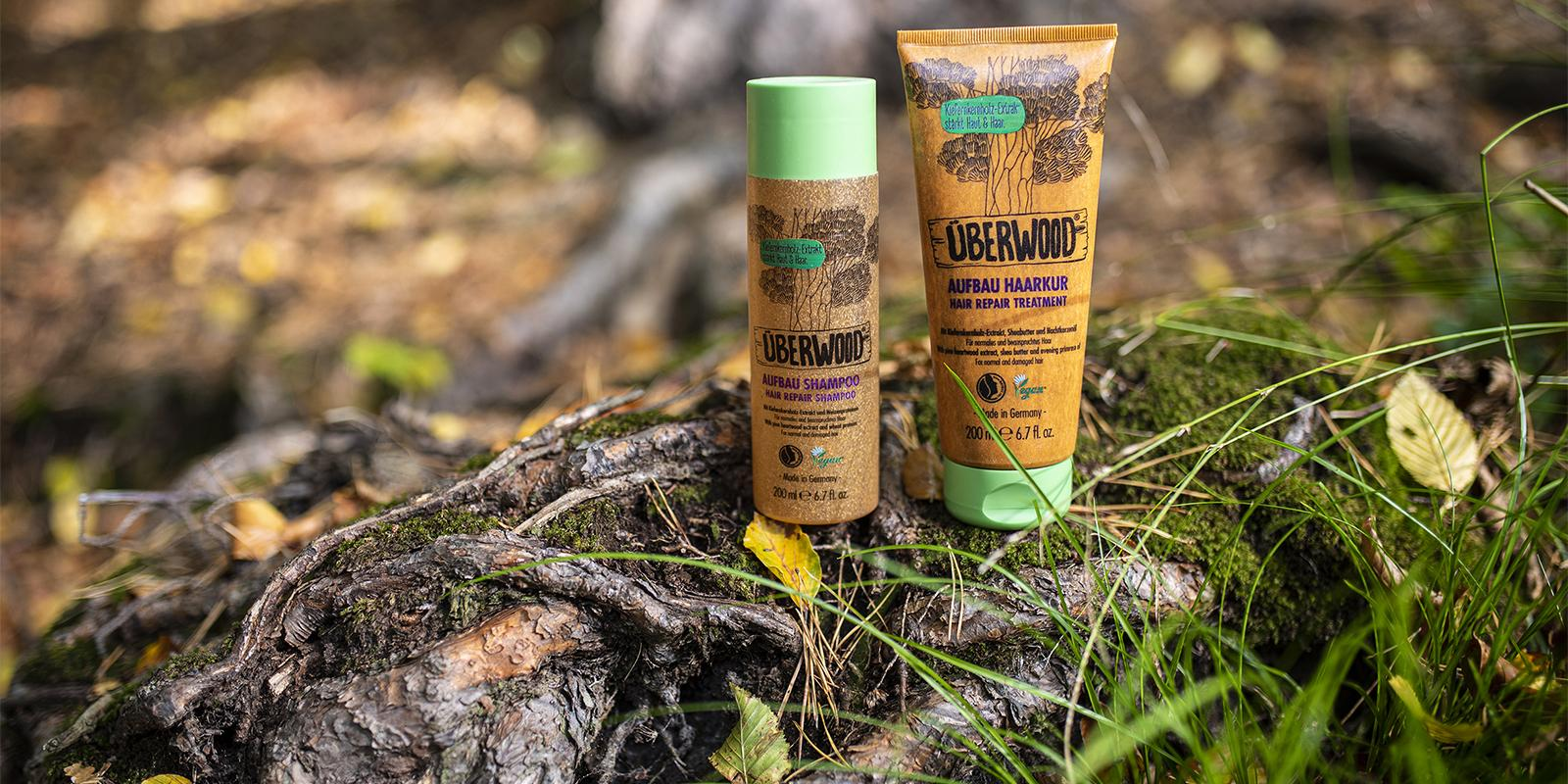 Produkty na vlasy od Uberwood
