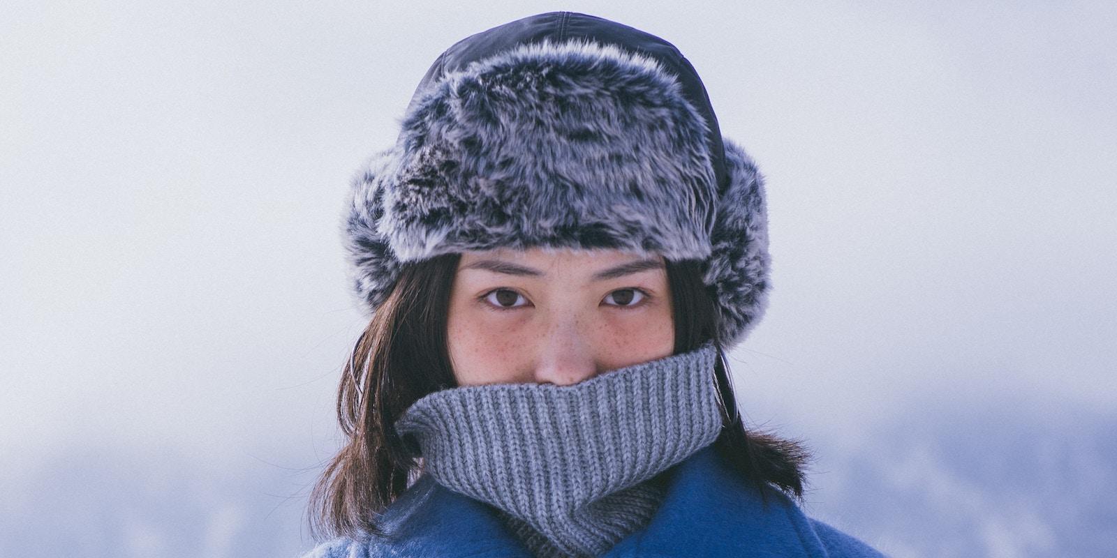 V zimě je třeba se namazat, a to pořádně!