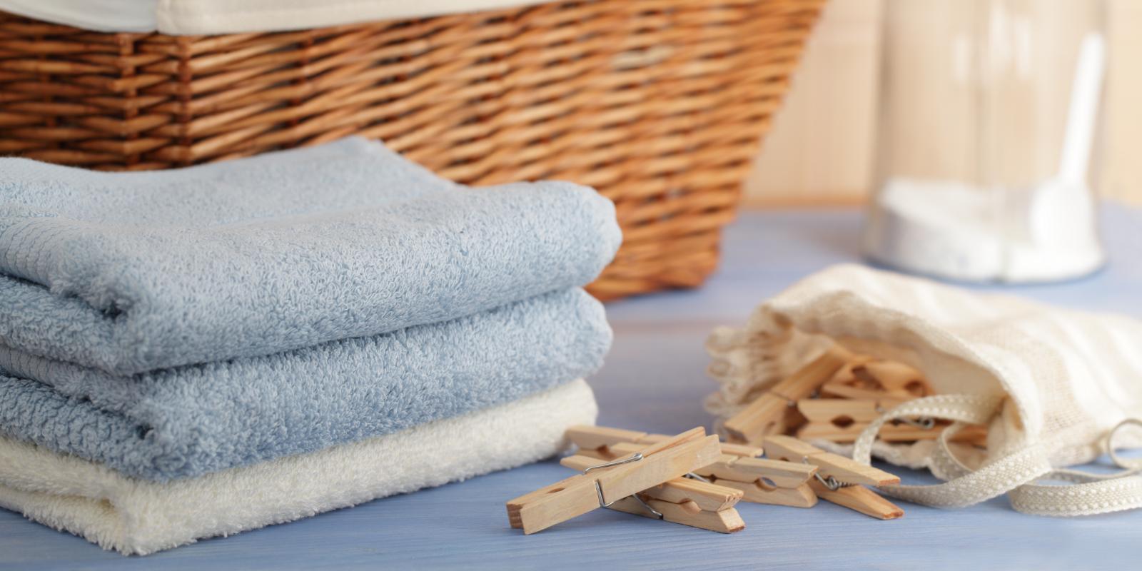 Oblečení a hygienické potřeby