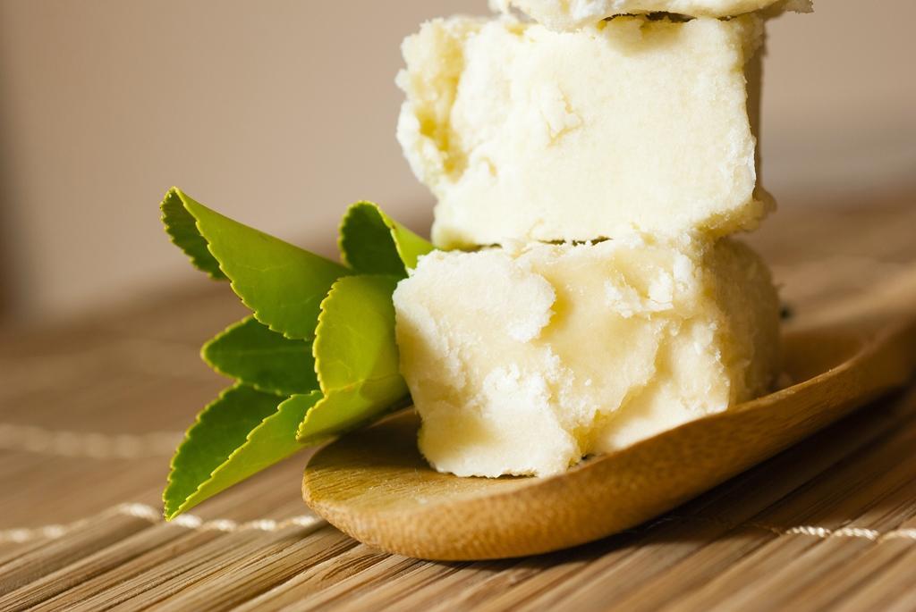 Odlíčení máslem