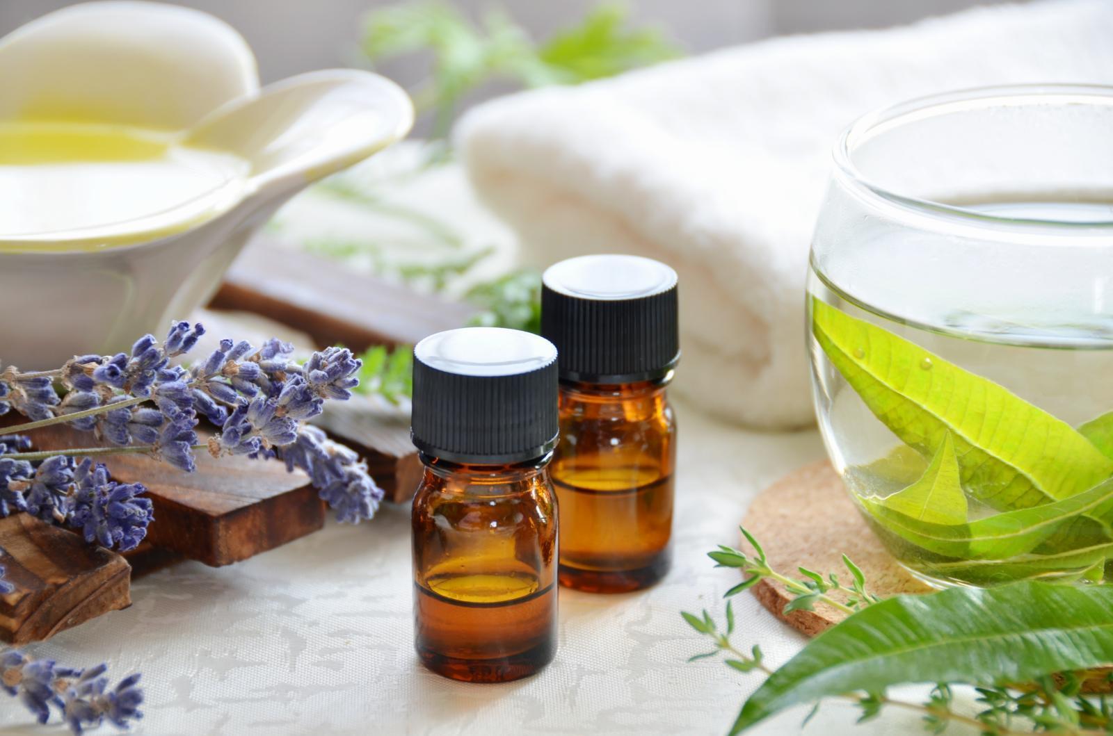 Vnitřní užívání éterických olejů