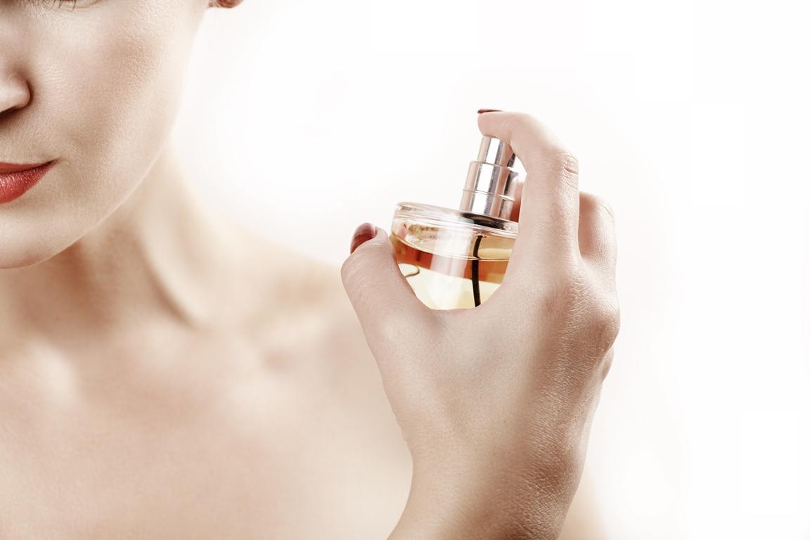 Proč parfémy měnit se změnou počasí?