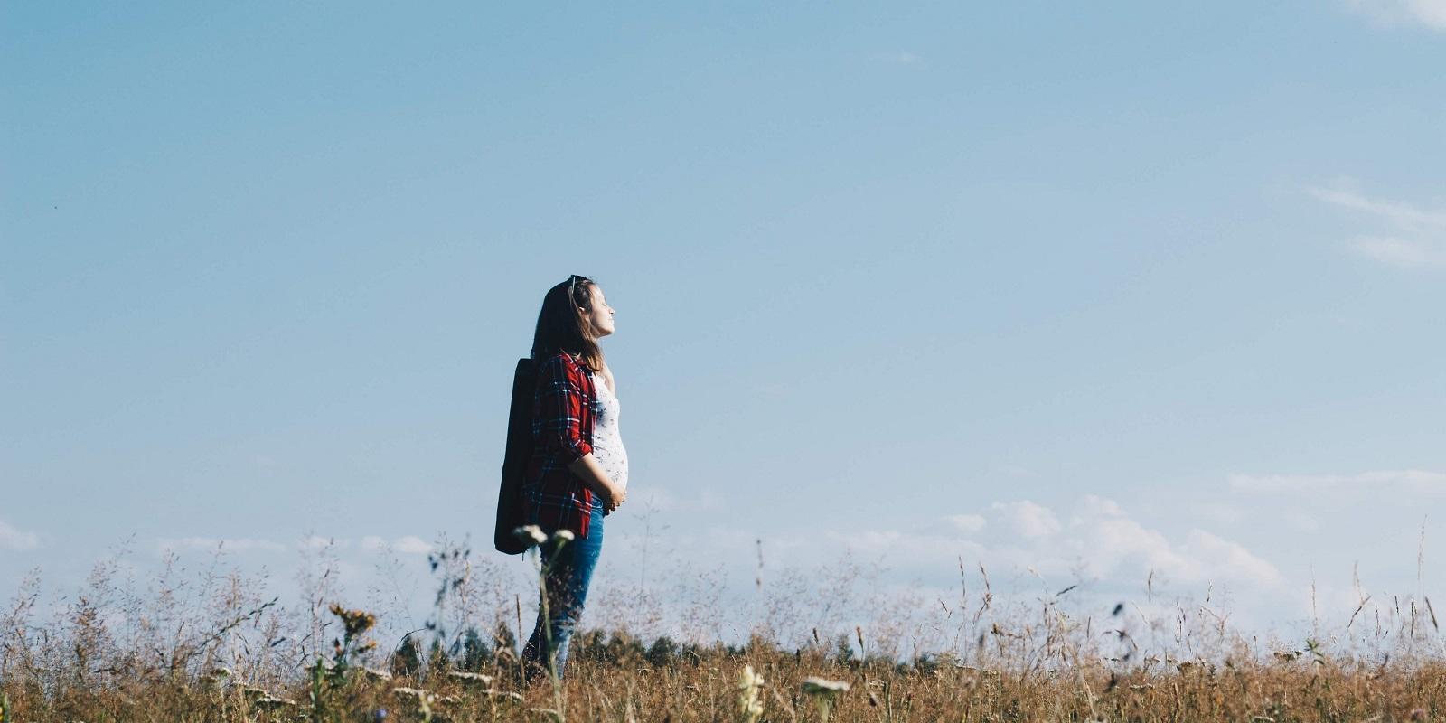 Z deníku BIOOO matky v přípravě: Presumpce zdravého těhotenství
