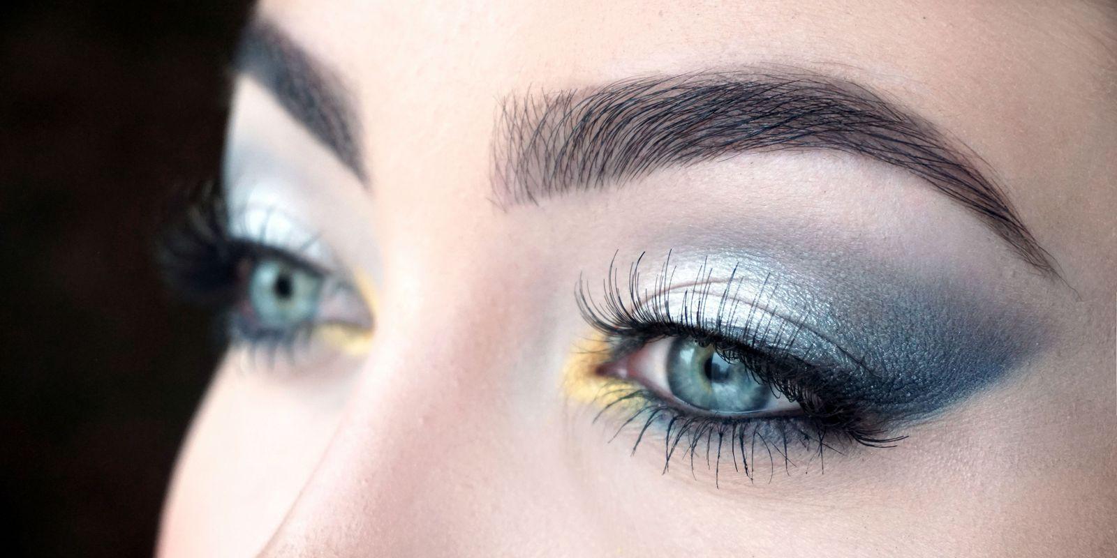 Zeptejte se, na co chcete: minerální oční stíny