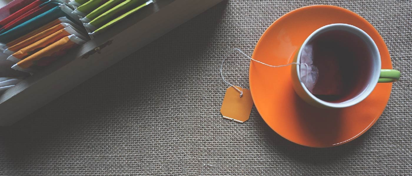 Ochutnejte zdarma naše Numi čaje!