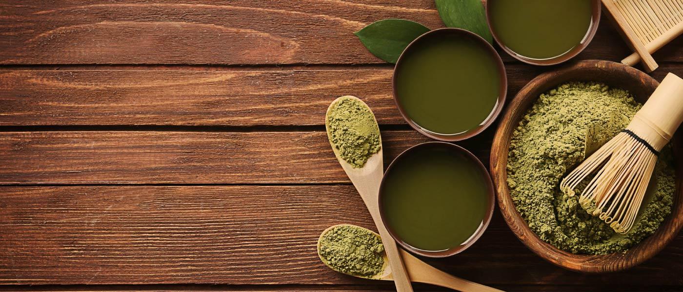 Ochutnejte zelený japonský čaj matcha
