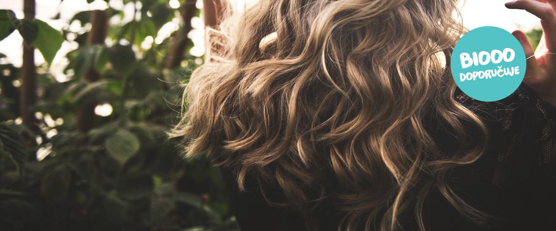 Jarní vlasová regenerace