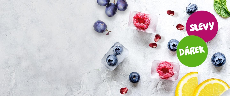 Ovocné produkty k nakousnutí