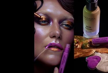 MÁDARA: Make-up co má kouzlo
