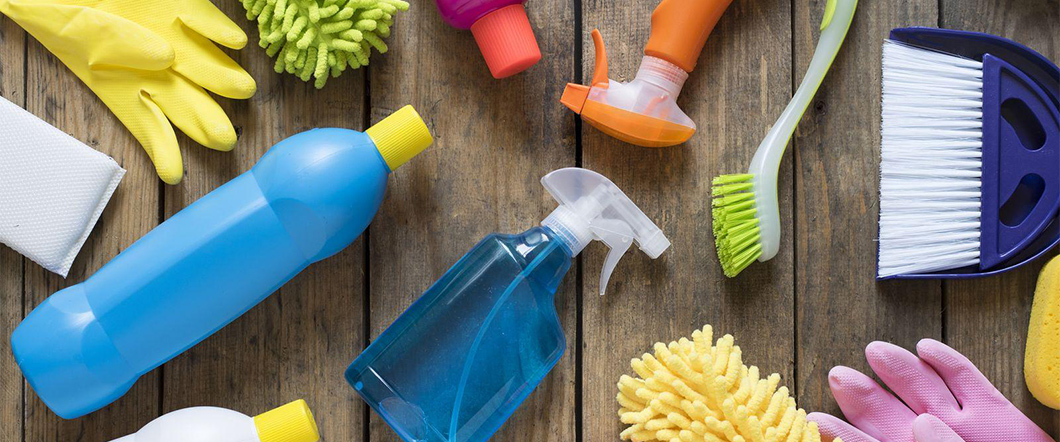 Až 24% sleva na univerzální čističe celé domácnosti