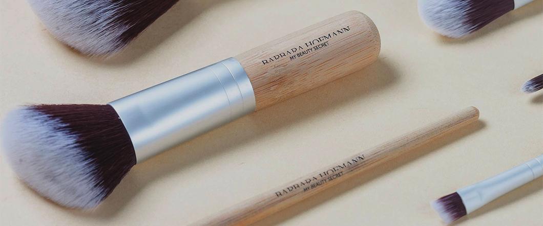 Kosmetické štětce od Barbara Hofmann