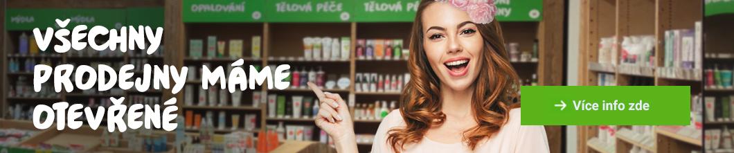 Více informací o bezpečnosti na prodejnách a pokynech pro nákup zjistíte na speciální stránce přes banner níže