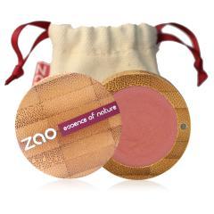 ZAO Třpytivé oční stíny 111 Peach Blossom 3 g bambusový obal