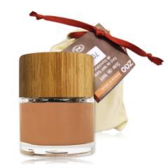 ZAO Hedvábný tekutý make-up 703 Rose Petal 30 ml bambusový obal