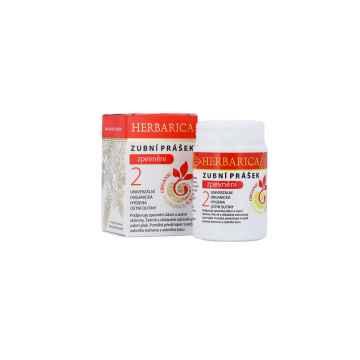 Hloubková hygiena kůže Zubní prášek 2, zpevňující 50 g