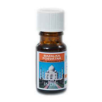 Chaudhary Biosys Bazalka posvátná 10 ml